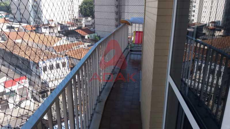 WhatsApp Image 2020-08-27 at 0 - Apartamento 2 quartos à venda Grajaú, Rio de Janeiro - R$ 450.000 - GRAP20002 - 3