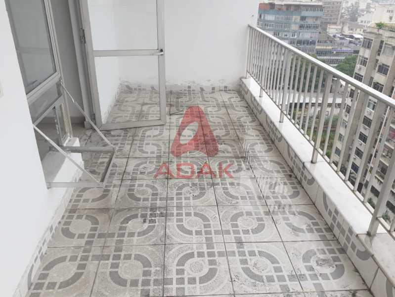 1. - Apartamento 2 quartos à venda Andaraí, Rio de Janeiro - R$ 500.000 - GRAP20007 - 1