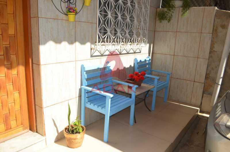 1 - Casa de Vila 3 quartos à venda Vila Isabel, Rio de Janeiro - R$ 690.000 - GRCV30001 - 1