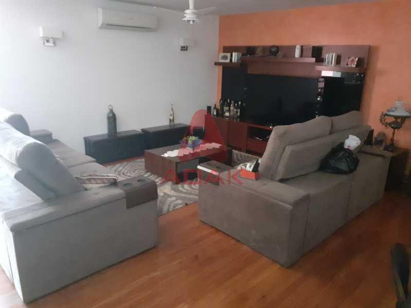 1 - Casa 5 quartos à venda Grajaú, Rio de Janeiro - R$ 1.650.000 - GRCA50001 - 1
