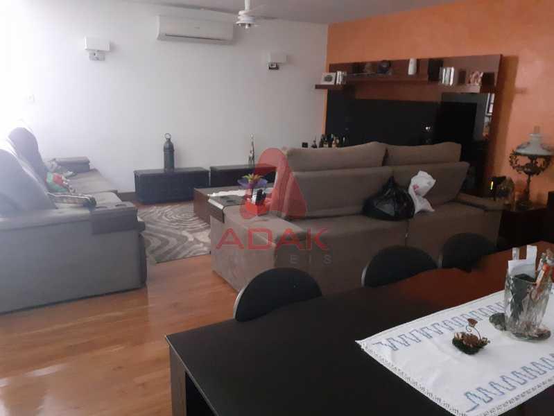 2 - Casa 5 quartos à venda Grajaú, Rio de Janeiro - R$ 1.650.000 - GRCA50001 - 3