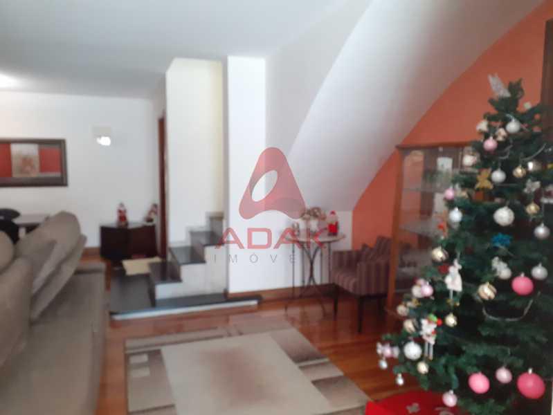 3.0 - Casa 5 quartos à venda Grajaú, Rio de Janeiro - R$ 1.650.000 - GRCA50001 - 4