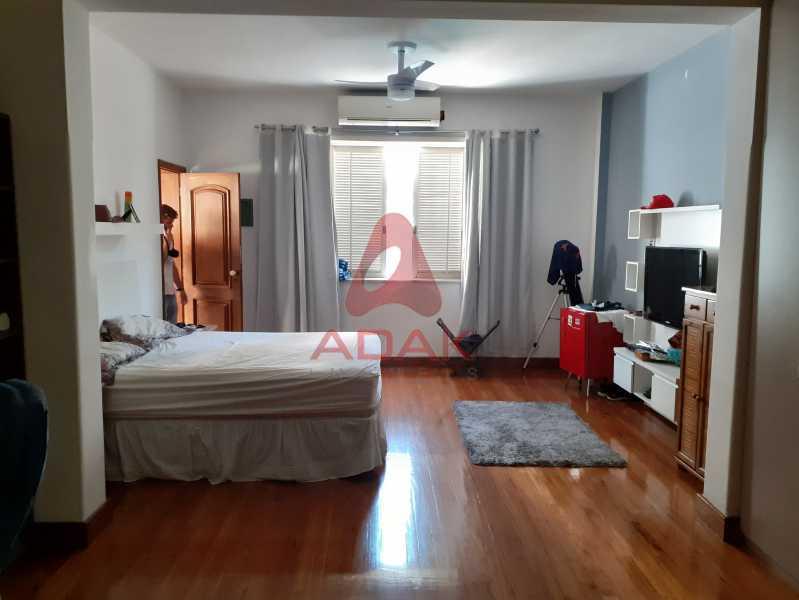 5 1 - Casa 5 quartos à venda Grajaú, Rio de Janeiro - R$ 1.650.000 - GRCA50001 - 9