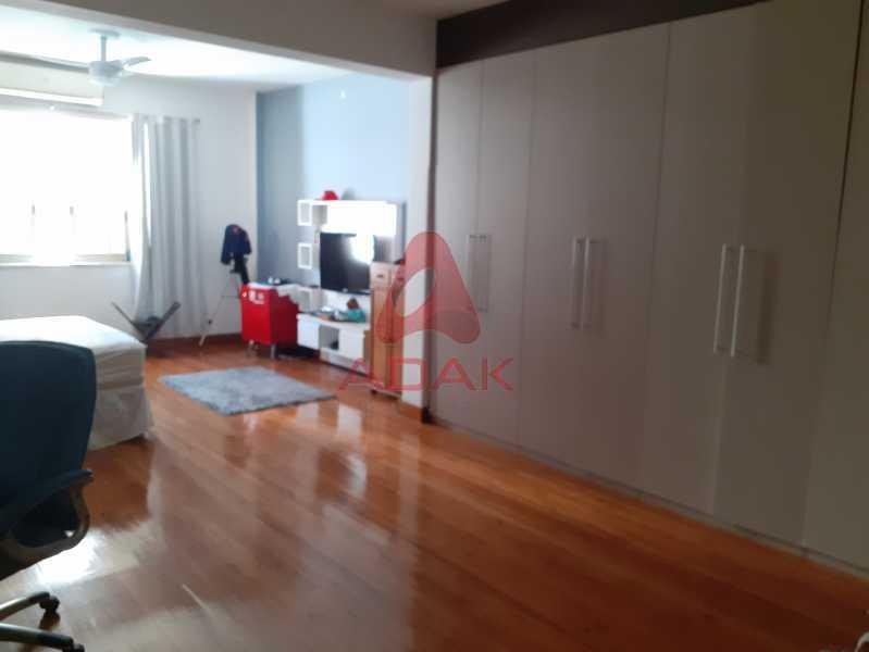 5 2 - Casa 5 quartos à venda Grajaú, Rio de Janeiro - R$ 1.650.000 - GRCA50001 - 10