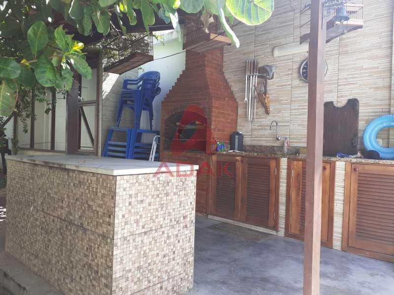 29 - Casa 5 quartos à venda Grajaú, Rio de Janeiro - R$ 1.650.000 - GRCA50001 - 21