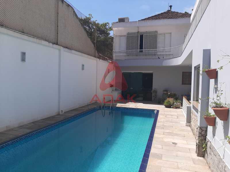 37 - Casa 5 quartos à venda Grajaú, Rio de Janeiro - R$ 1.650.000 - GRCA50001 - 26