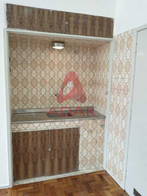8ef8783d-a432-4feb-990a-c7bb7c - Kitnet/Conjugado 24m² à venda Laranjeiras, Rio de Janeiro - R$ 290.000 - CTKI00868 - 16
