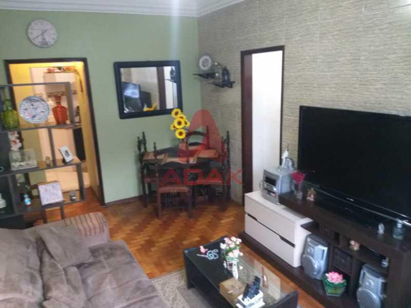 1 - Apartamento 3 quartos à venda Rio Comprido, Rio de Janeiro - R$ 336.000 - GRAP30005 - 1