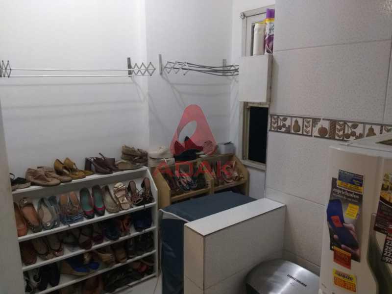 11 - Apartamento 3 quartos à venda Rio Comprido, Rio de Janeiro - R$ 336.000 - GRAP30005 - 12