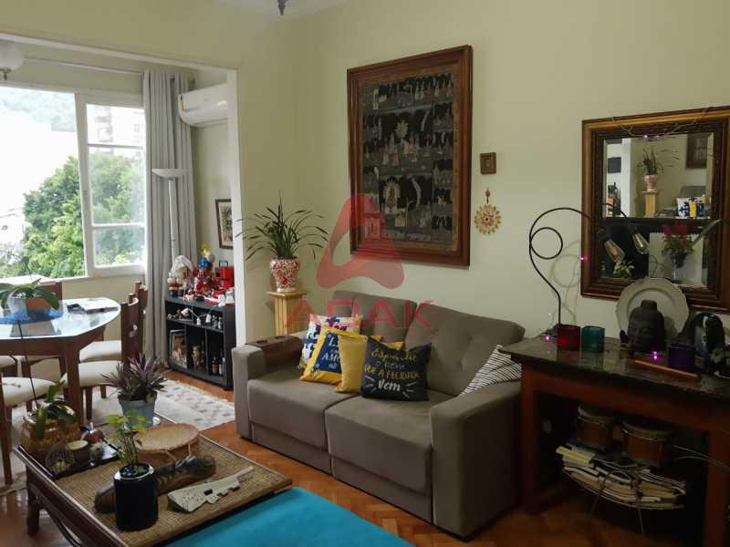 1. - Apartamento 1 quarto à venda Grajaú, Rio de Janeiro - R$ 346.500 - GRAP10004 - 1