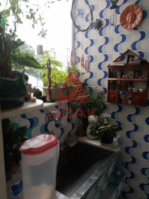 16. - Apartamento 1 quarto à venda Grajaú, Rio de Janeiro - R$ 346.500 - GRAP10004 - 17
