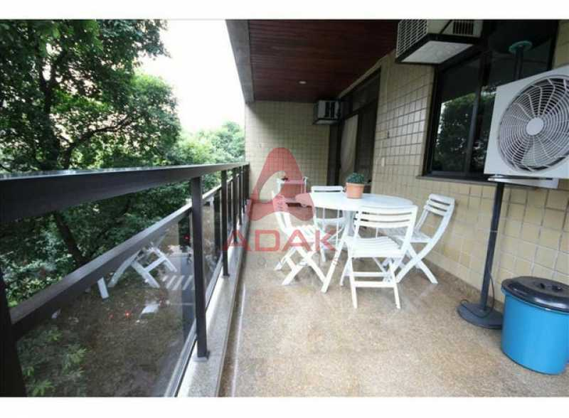 1 - Apartamento 3 quartos à venda Tijuca, Rio de Janeiro - R$ 1.599.800 - GRAP30012 - 1