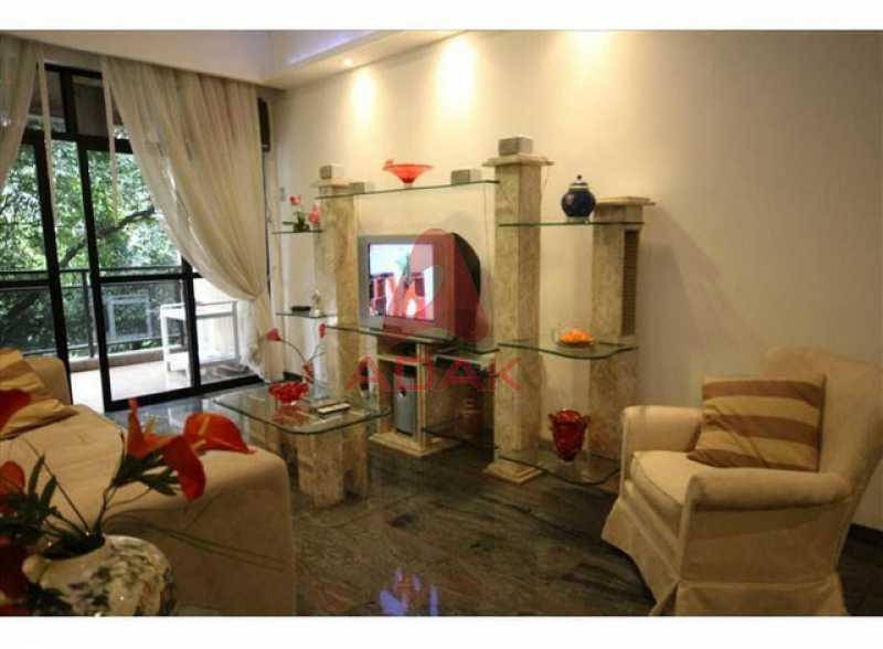 3 - Apartamento 3 quartos à venda Tijuca, Rio de Janeiro - R$ 1.599.800 - GRAP30012 - 4