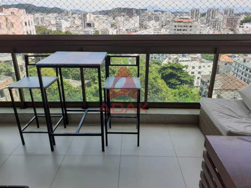 2. - Apartamento 3 quartos à venda Rio Comprido, Rio de Janeiro - R$ 494.900 - GRAP30013 - 3