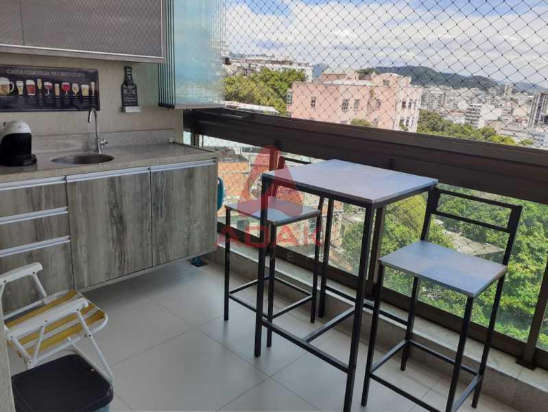 3. - Apartamento 3 quartos à venda Rio Comprido, Rio de Janeiro - R$ 494.900 - GRAP30013 - 4