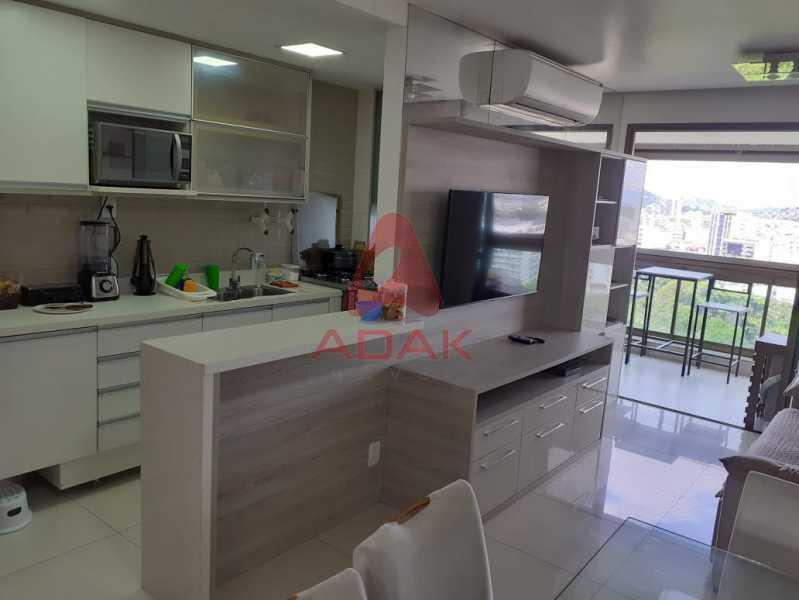 4. - Apartamento 3 quartos à venda Rio Comprido, Rio de Janeiro - R$ 494.900 - GRAP30013 - 5
