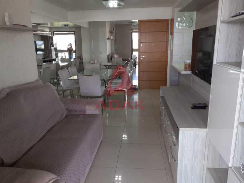 5. - Apartamento 3 quartos à venda Rio Comprido, Rio de Janeiro - R$ 494.900 - GRAP30013 - 6