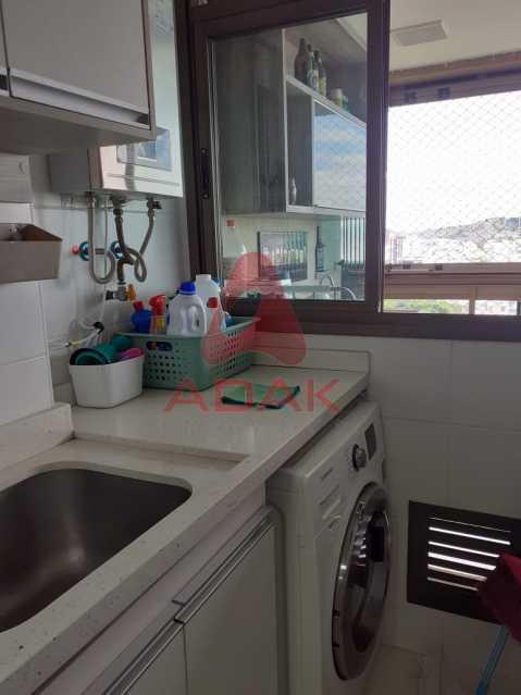 19. - Apartamento 3 quartos à venda Rio Comprido, Rio de Janeiro - R$ 494.900 - GRAP30013 - 20