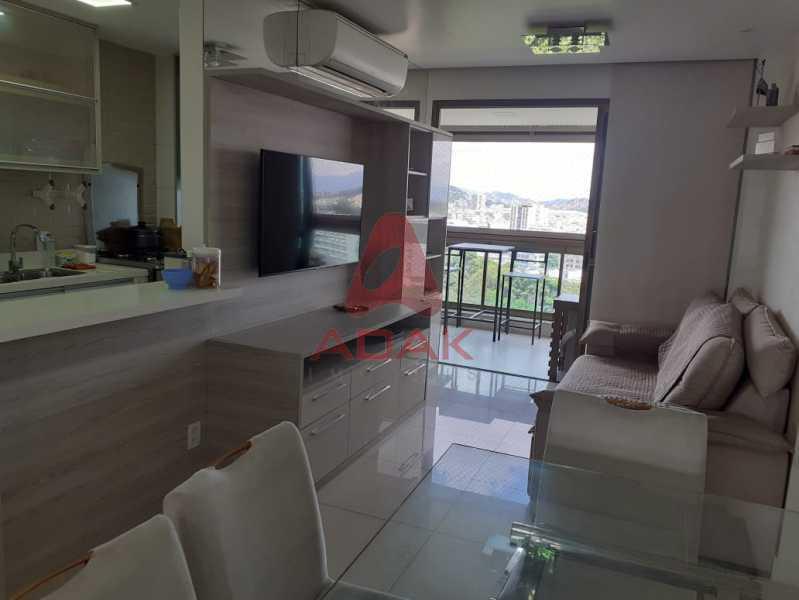 21. - Apartamento 3 quartos à venda Rio Comprido, Rio de Janeiro - R$ 494.900 - GRAP30013 - 22