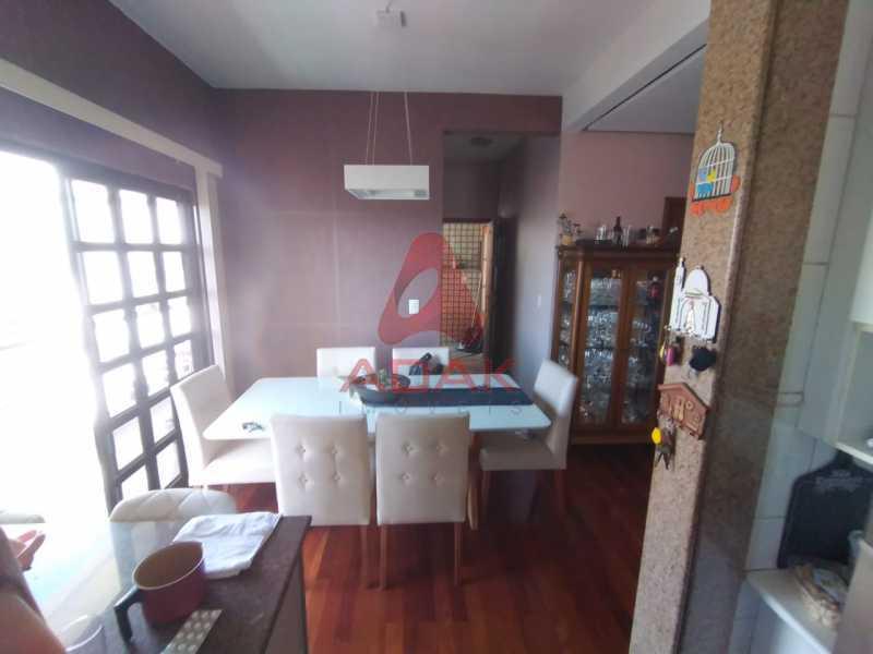 1 2. - Casa 4 quartos à venda São Cristóvão, Rio de Janeiro - R$ 990.000 - GRCA40001 - 1