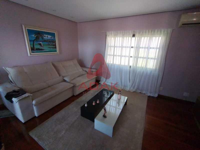1. - Casa 4 quartos à venda São Cristóvão, Rio de Janeiro - R$ 990.000 - GRCA40001 - 4