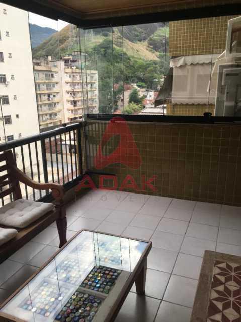 2. - Apartamento 2 quartos à venda Tijuca, Rio de Janeiro - R$ 649.900 - GRAP20028 - 3