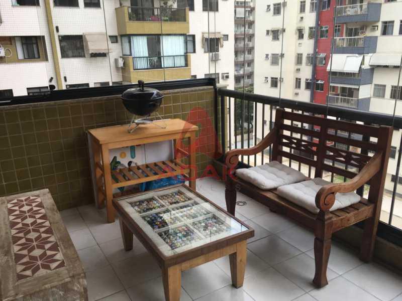 4. - Apartamento 2 quartos à venda Tijuca, Rio de Janeiro - R$ 649.900 - GRAP20028 - 5