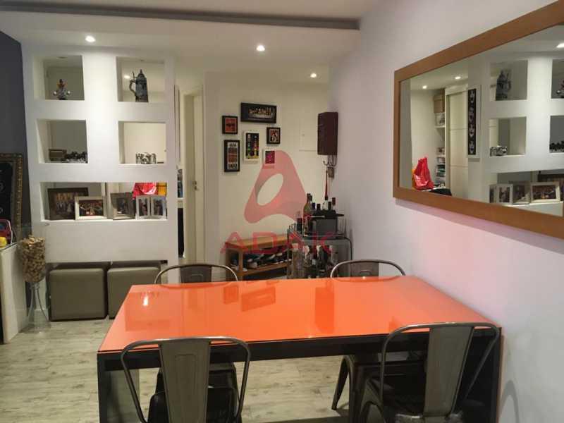 5. - Apartamento 2 quartos à venda Tijuca, Rio de Janeiro - R$ 649.900 - GRAP20028 - 6