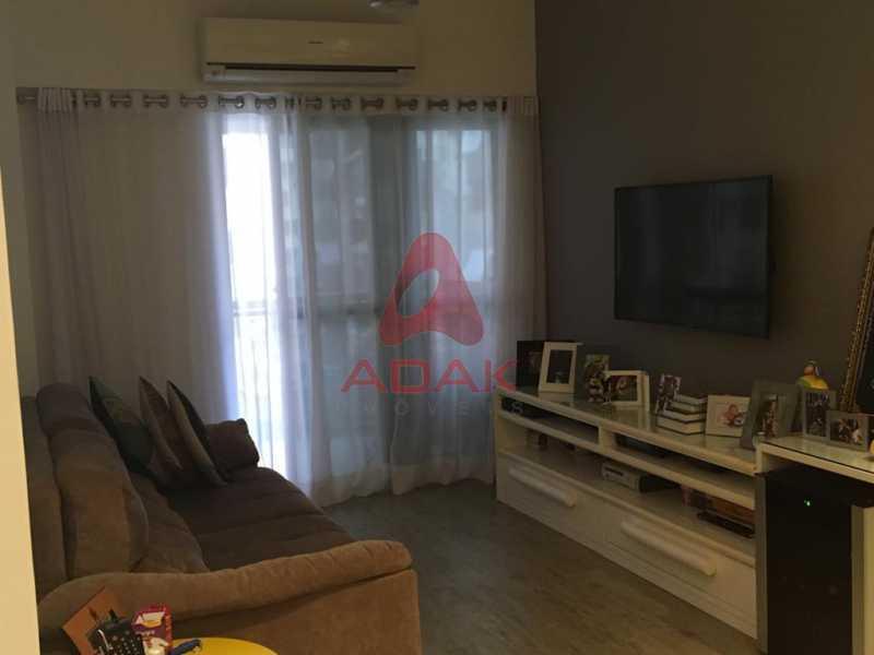 8 2. - Apartamento 2 quartos à venda Tijuca, Rio de Janeiro - R$ 649.900 - GRAP20028 - 9