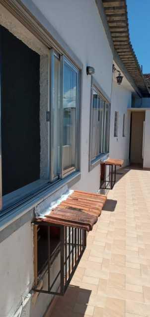 192413f6-5302-499e-9598-980a7a - Casa à venda Rua Miguel Resende,Santa Teresa, Rio de Janeiro - R$ 380.000 - CTCA20014 - 12