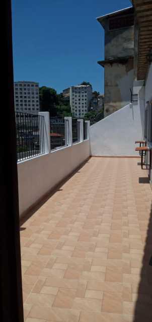 f448ca3b-ac94-48fc-874c-f5a6c3 - Casa à venda Rua Miguel Resende,Santa Teresa, Rio de Janeiro - R$ 380.000 - CTCA20014 - 13