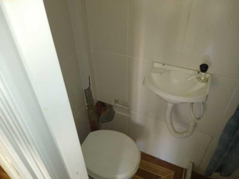 Banheiro - Apartamento à venda Copacabana, Rio de Janeiro - R$ 245.000 - CPAP00409 - 17