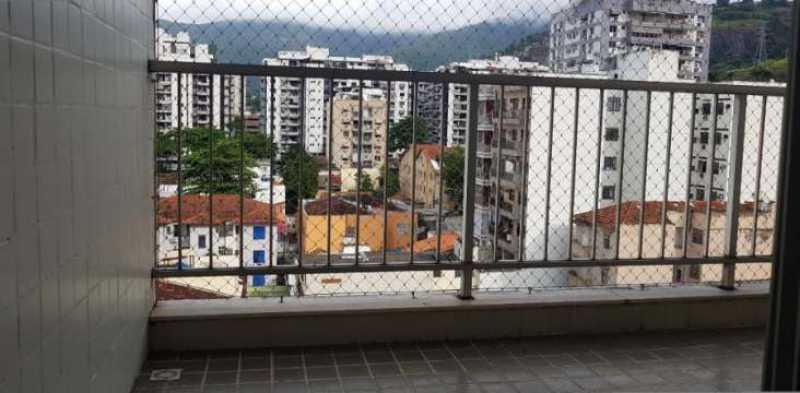 10. - Apartamento 2 quartos à venda Grajaú, Rio de Janeiro - R$ 415.000 - GRAP20034 - 13