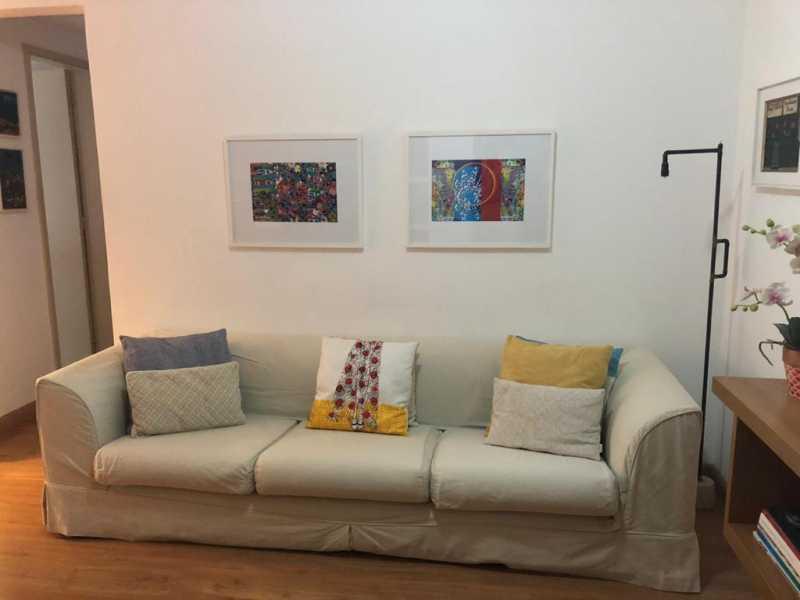 2. - Apartamento 2 quartos à venda Vila Isabel, Rio de Janeiro - R$ 480.000 - GRAP20037 - 3