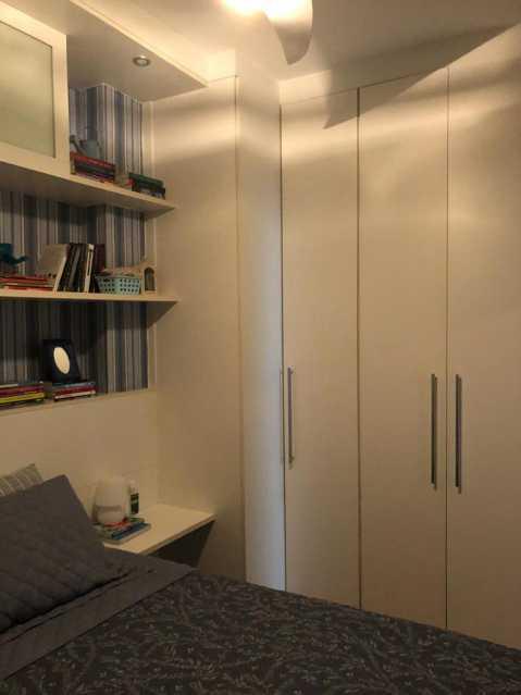 6. - Apartamento 2 quartos à venda Vila Isabel, Rio de Janeiro - R$ 480.000 - GRAP20037 - 7