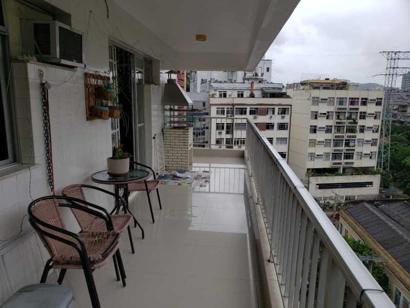 WhatsApp Image 2021-02-01 at 1 - Apartamento 2 quartos à venda Tijuca, Rio de Janeiro - R$ 499.000 - GRAP20042 - 1