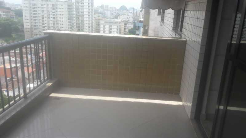 8. - Cobertura 3 quartos à venda Tijuca, Rio de Janeiro - R$ 950.000 - GRCO30002 - 8