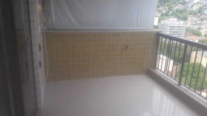 9. - Cobertura 3 quartos à venda Tijuca, Rio de Janeiro - R$ 950.000 - GRCO30002 - 7