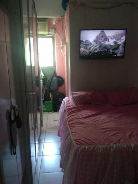 3d11a2fb-c4d4-4ada-b3e7-14941d - Casa de Vila 1 quarto à venda Santa Teresa, Rio de Janeiro - R$ 80.000 - CTCV10018 - 3