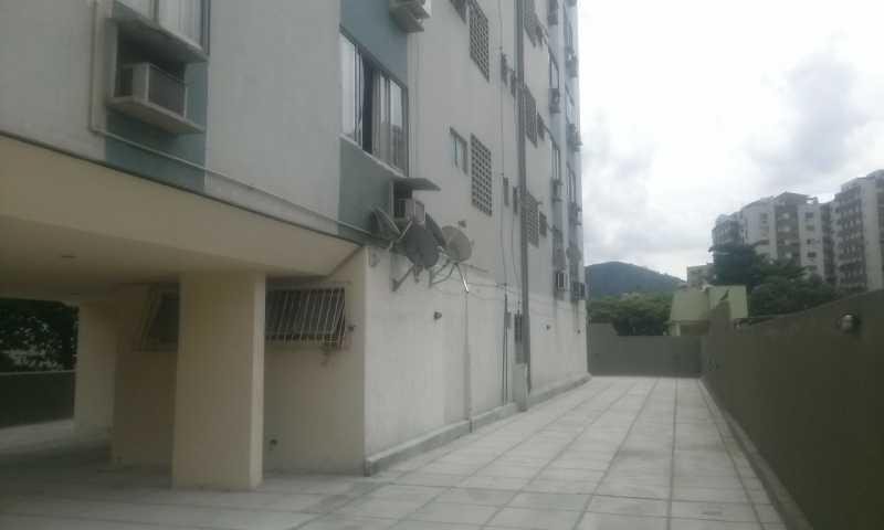 22. - Apartamento 2 quartos à venda Grajaú, Rio de Janeiro - R$ 330.000 - GRAP20046 - 23