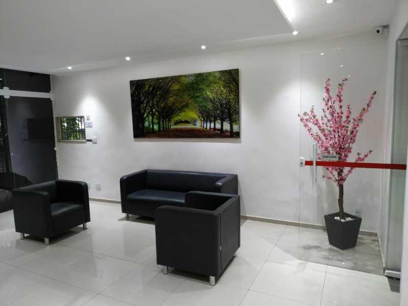 23. - Apartamento 2 quartos à venda Grajaú, Rio de Janeiro - R$ 330.000 - GRAP20046 - 24