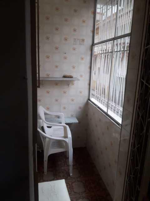 19. - Apartamento 2 quartos à venda Rio Comprido, Rio de Janeiro - R$ 339.450 - GRAP20047 - 17