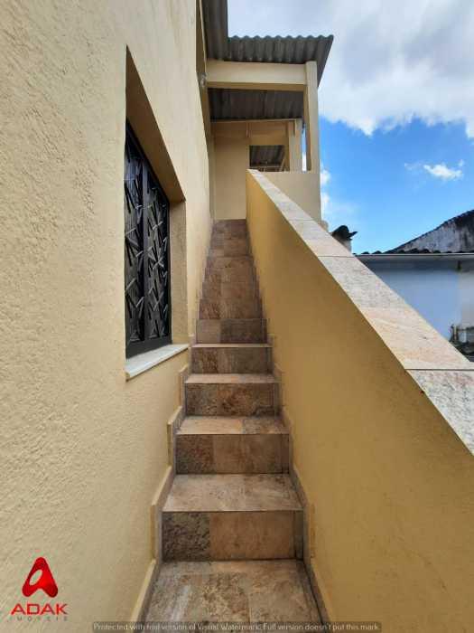 4e1620c1-87a6-457a-a132-110f01 - Casa de Vila 1 quarto para alugar Cidade Nova, Rio de Janeiro - R$ 900 - CTCV10023 - 14