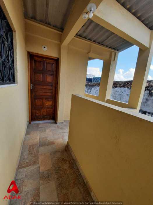 9fab614b-3c3e-4ad5-91cd-385443 - Casa de Vila 1 quarto para alugar Cidade Nova, Rio de Janeiro - R$ 900 - CTCV10023 - 19