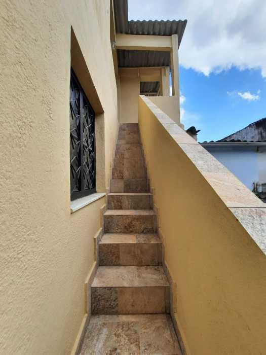 4e1620c1-87a6-457a-a132-110f01 - Casa de Vila 1 quarto para alugar Cidade Nova, Rio de Janeiro - R$ 900 - CTCV10024 - 22