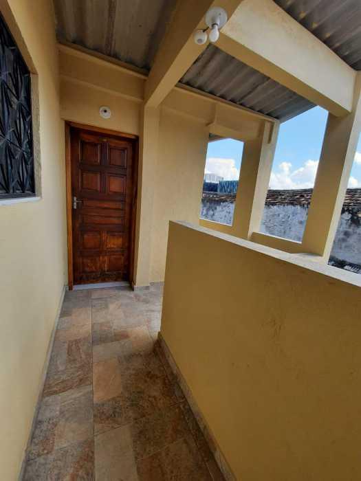 9fab614b-3c3e-4ad5-91cd-385443 - Casa de Vila 1 quarto para alugar Cidade Nova, Rio de Janeiro - R$ 900 - CTCV10024 - 25