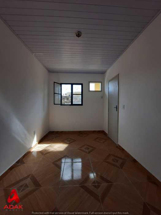 QUARTO - Casa de Vila 1 quarto para alugar Cidade Nova, Rio de Janeiro - R$ 900 - CTCV10021 - 1