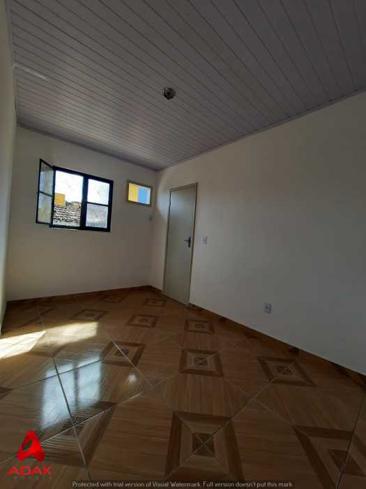 QUARTO - Casa de Vila 1 quarto para alugar Cidade Nova, Rio de Janeiro - R$ 900 - CTCV10021 - 6