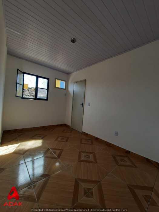 QUARTO - Casa de Vila 1 quarto para alugar Cidade Nova, Rio de Janeiro - R$ 900 - CTCV10021 - 7