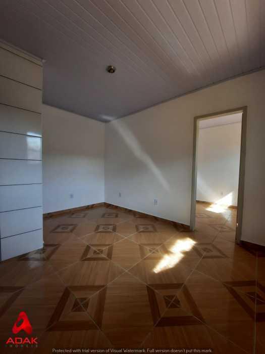SALA - Casa de Vila 1 quarto para alugar Cidade Nova, Rio de Janeiro - R$ 900 - CTCV10021 - 5